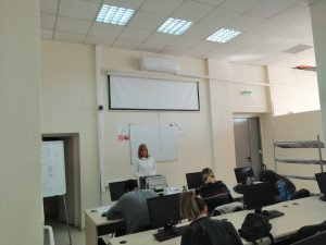 Klub za traženje posla - Gradski centar za socijalno preduzetništvo Beograda